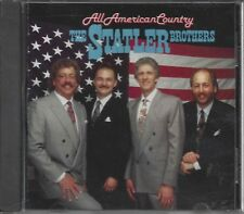 The Statler Brothers – All American Country    cd