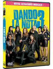 PELICULA  SONY (UNIVERSAL)  DVD  DANDO LA NOTA 3  NUEVO (SIN ABRIR)