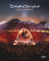 DAVID GILMOUR - LIVE AT POMPEII   BLU-RAY NEW+
