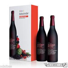 Beyonde Maqui Plus Super Anti-oxidant Multi Fruit and Berry (Duo Pack-750 ml x2)
