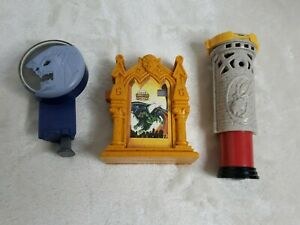 Burger King Kids Club 1995 Disney Gargoyles Toys Stone Warriors
