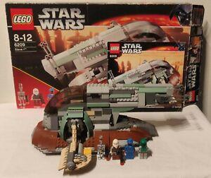 Lego Star Wars Slave 1 6209