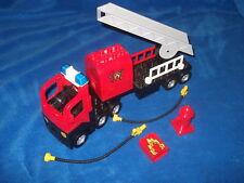 Lego Duplo Ville de 4977 géant pompiers chef voiture pompiers utilisation voiture