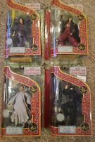 Crouching Tiger Hidden Dragon Jen Yu-Complete Set NIB🔥Rare HTF Action Figures!!