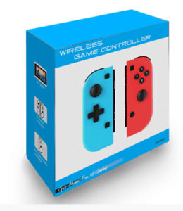 Nintendo Switch Joy-Con Controller 2er-Set Gamepad Wireless Joypad OVP Anleitung