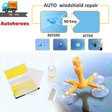 Car Auto Repair Tool Kit For Windscreen Windshield DIY Wind Glass Chip Crack Fix