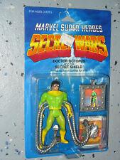 Vintage MARVEL SUPER HEROES SECRET WARS FIGURE - Doctor Octopus - dated 1984 - B