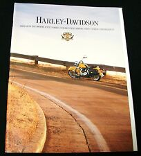 2000 HARLEY DAVIDSON PARTS AND ACCESSORIES SPRING SUPPLEMENT UPDATE CATALOG