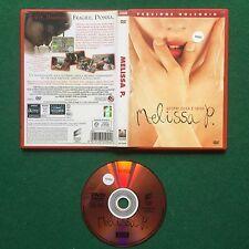 (Film DVD) MELISSA P. SCOPRI COSA E' VERO Maria Valverde (2006) Sped.GRATIS !!!