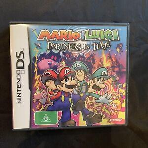 Mario And Luigi Partners In Crime Nintendo DS Game