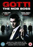 Gotti: The Mob Boss DVD (2011) Joseph Lawrence New