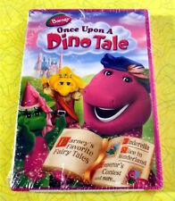 Barney - Once Upon A Dino Tale ~ New DVD Movie ~ Children's Kids Show Video