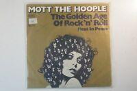 Mott the Hoople The Golden Age of Rock'n'Roll Rest in Peace CBS 2177 B4302
