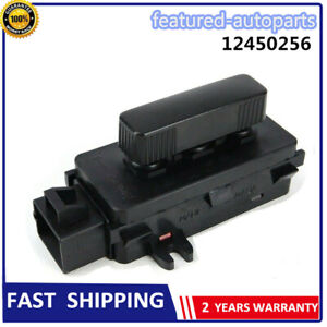 12450256 For 1999 - 2006 Chevrolet GMC Power Seat Control Switch Front LH or RH