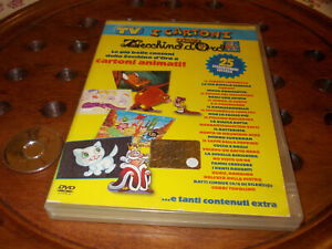 I  CARTONI DELLO ZECCHINO D'ORO volume 1 Editoriale Sorrisi Dvd  .... PrimoPrezz