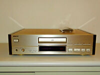 Sony CDP-X707ES High-End CD-Player in Champagner inkl. FB, 2 Jahre Garantie