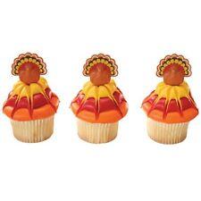 12  Turkey  Cupcake Designer Picks Thanksgiving Dessert Baking