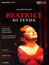 Vincenzo Bellini - Beatrice Di Tenda (2 Dvd) ARTHAUS MUSIK