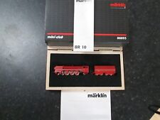 Marklin spur z scale/gauge Krauss-Maffei Design Study Steam Loco & Tender. Rare