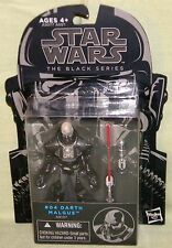 "Star Wars DARTH MALGUS #04 2015 Black Series 3.75"" Action Figure Old Republic"