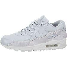 Nike Air Max 90 PRM Pure Platinum Pure Platinum-White Wmn Sz 8.5 896497 01d86f6ff