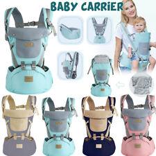 9 in 1 Babytrage Kindertrage Bauchtrage Rückentrage Baby Carrier Mehrere ergonom