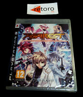 AGAREST GENERATIONS OF WAR Sony Playstation 3 PS3 Play Station 3 PAL-España NEW
