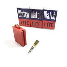 MATCH LITE Flint Striker Lighter Emergency Fire Starter US Seller Lot of 3