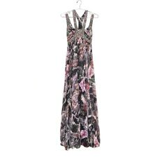 * ICONIC * RARE * ALL SAINTS Cavalry Harness Maxi Dress, Size UK 8, US 4
