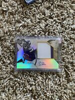 2015 STEFON DIGGS PANINI CERTIFIED FRESHMAN FABRIC ROOKIE RC PATCH AUTO /799