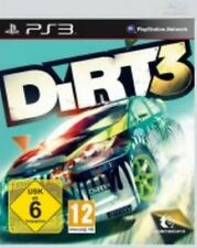 Playstation 3 DIRT 3 DEUTSCH *Neuwertig
