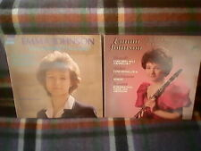 2 x EMMA JOHNSON DIGITAL VINYL LPs CLARINET  BUY NOW £9.99-FREE UK POSTAGE