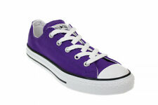Converse All Star Chuck Taylor Youth Kids Ox Classic Royal Purple 319723