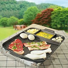 Korean Bbq Grill Stove top Galbi Samgyupsal Pork Bell Grill Barbeque Large Grill