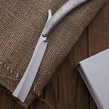 Men's Beard Remove Knife Body Hair Removal Face Cleaning Folding Knife Barber