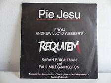 Pie Jesu ANDREW LLOYD WEBBER Requiem SARAH BRIGHTMAN PAUL MILES KINGSTON WEBBER1