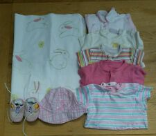 Baby Girls Clothing Bundle Age 3-6 Months <S1722