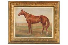 PHAR LAP - 1932 Oil painting by G E Jones - modern Digital Art Postcard