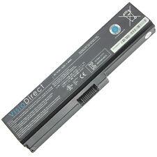 Batterie pour ordinateur portable TOSHIBA Satellite M305D-S4844 - Sté française
