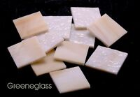 Amber Opal Granite Mosaic Glass Tile  Cut to Order Shapes * Package