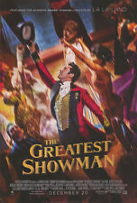 Greatest Showman Regular  2017 Original Movie Poster Double Sided 27x40