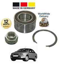 FOR FIAT MAREA WEEKEND 185 2009--> 1.6 1.8 1.9 JTD NEW FRONT WHEEL BEARING KIT