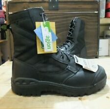 Hi-Tec Magnum Steel Safety Toe Black Hot Weather Boot Size 12m Only
