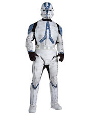 "Star Wars Mens Clone Trooper Costume S1, Std,CHEST 44"",WAIST 30-34"",LEG 33"""