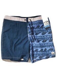 Billabong Mens Swim Shorts Size 32 Short Length Brand New