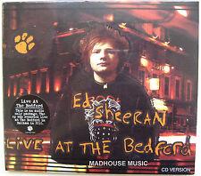 ED SHEERAN CD Live At Bedford EP 6 Tracks The A Team You Need Me DIGI-PK Sealed