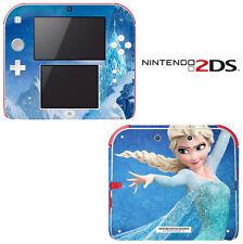 Vinyl Skin Decal Cover for Nintendo 2DS - Frozen