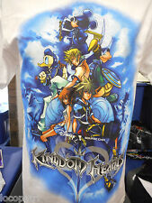 Mens Disney's Kingdom Hearts Brand Shirt New S