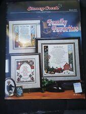 Stoney Creek Leaflet 215 Family Favorites Grandparents Child Mom Dad