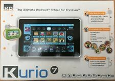 Kurio 7 HD Android Tablet 4GB WiFi Child Safe Parental Control Dual Cameras